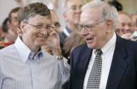 Warren Buffett y Bill Gates. Foto:estaticos01.elmundo.es
