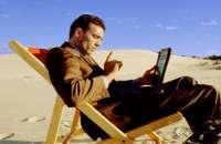 Solo el 12% de los ejecutivos se desconecta de su trabajo en vacaciones. Foto:ecofield.com.ar
