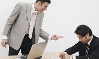 Qué aprender de los malos jefes